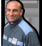 Anfy Lovatt Garage Team Member