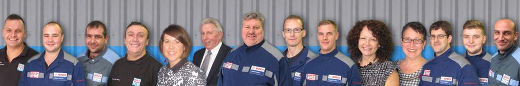 Meet the Swadlincote Diesel team