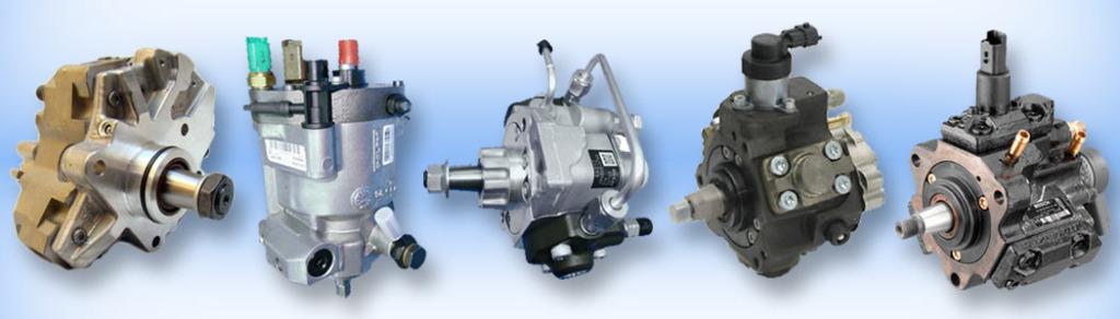 Common Fuel Pumps